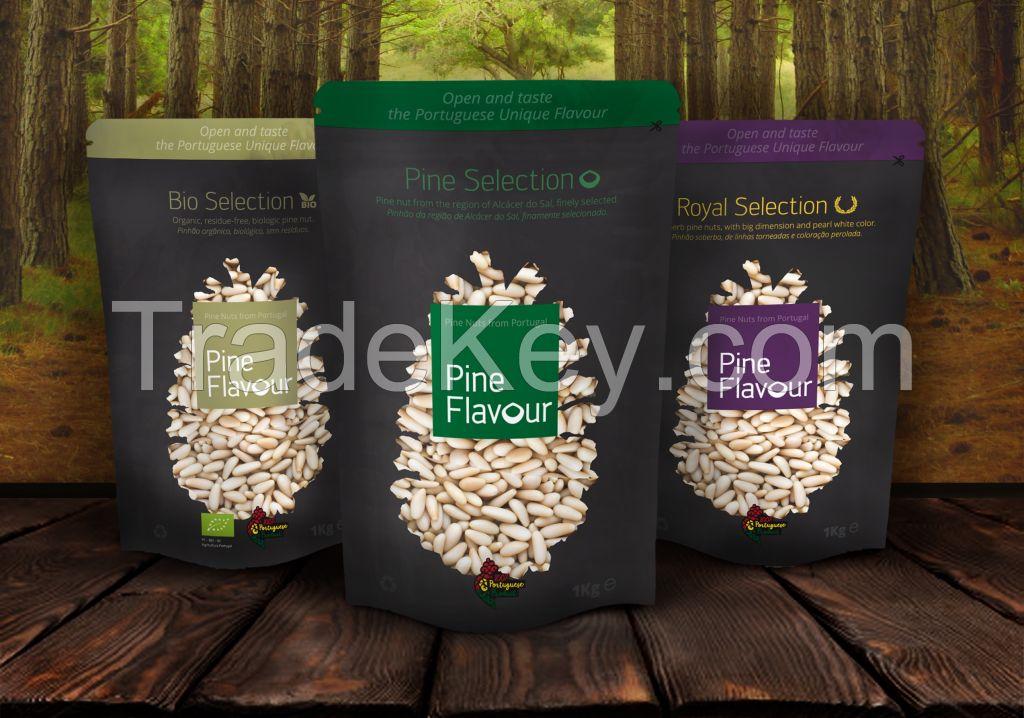 Pine Nuts Kernel, Pinoli, alssanawbar, pinon