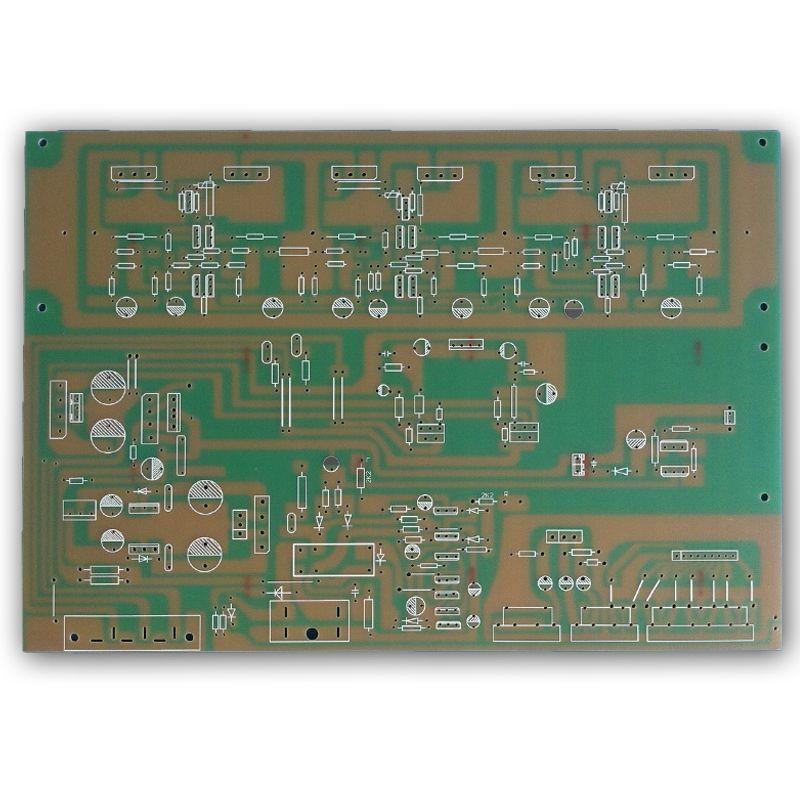 被动元件 印刷电路板和控制板 单双面印刷电路板 single sided pcb  &