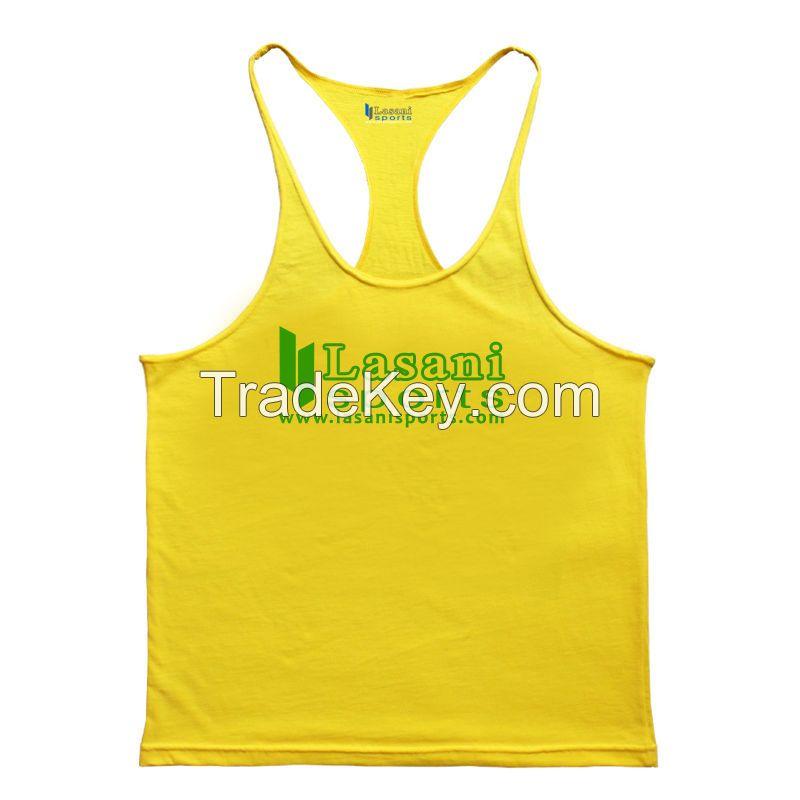 Y back Stringer, vest gym stinger, weight lifting tops, gym top, tank top , fitness wear , performance wer