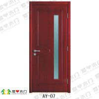 Solid Wood Door AY-07