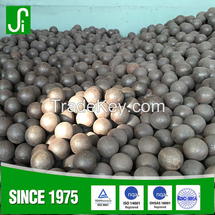 Carbon Steel Grinding Company New Zealand: Carbon Steel Forged Ball Mill Grinding Media Ball By