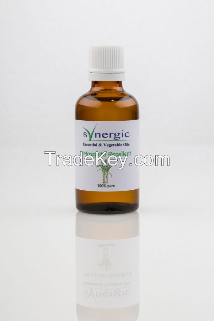 Synergic Mosquito Repellent - Aromatherapy (Ref# AM 5002)
