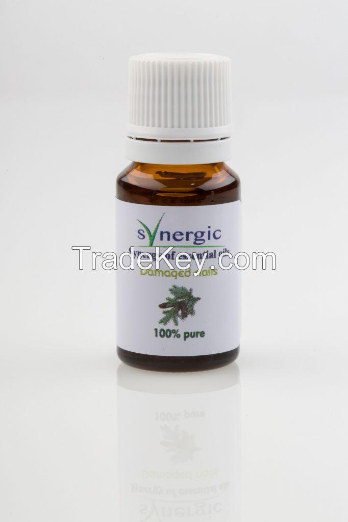 Synergic Damaged Nails Oil - Aromatherapy (Ref# MOA1007)