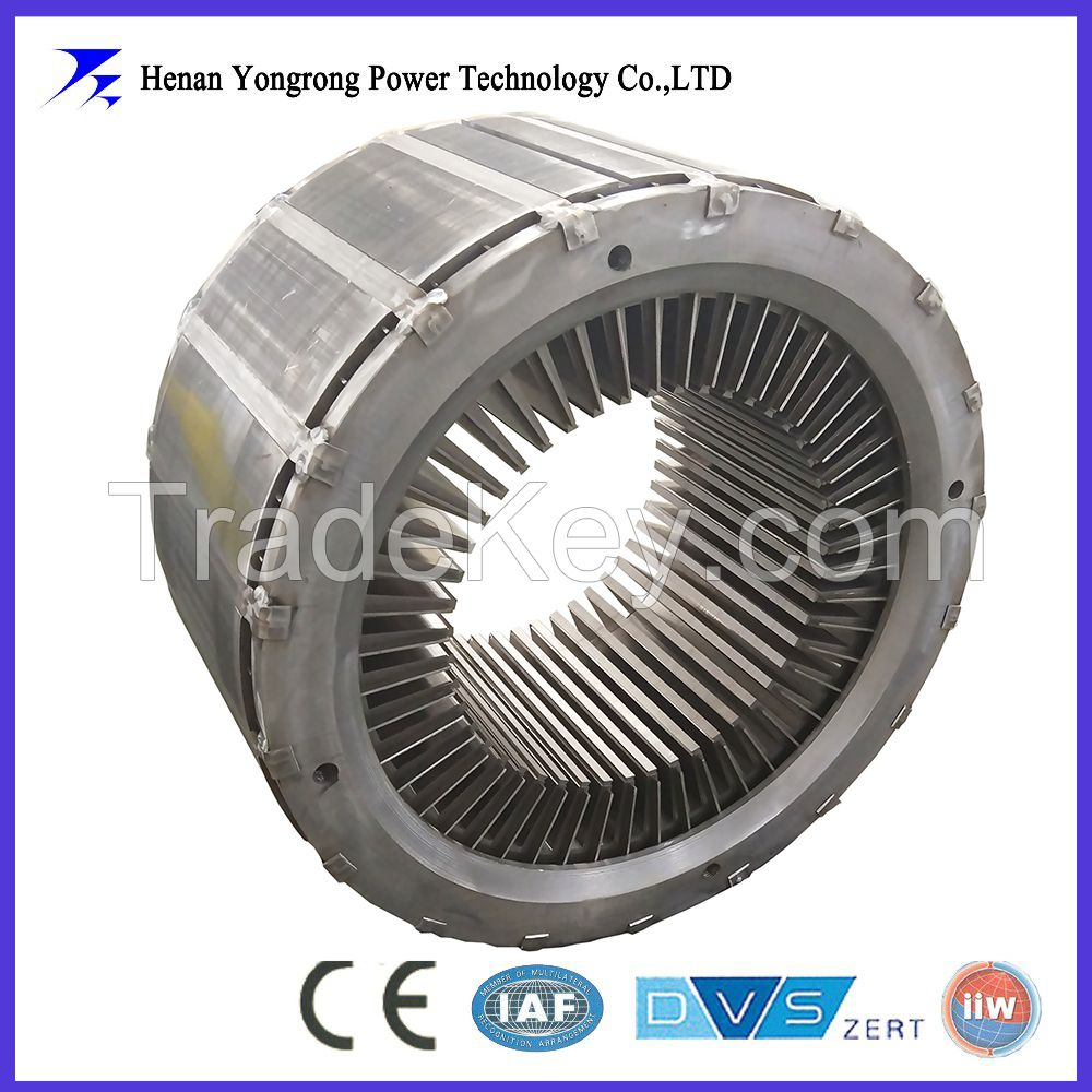 Stator Lamination Core Of High Voltage Motor By Henan