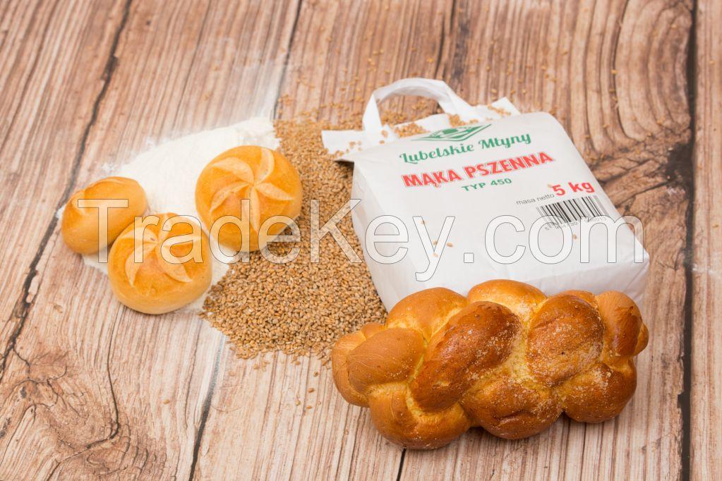 flour typ 550 650 750