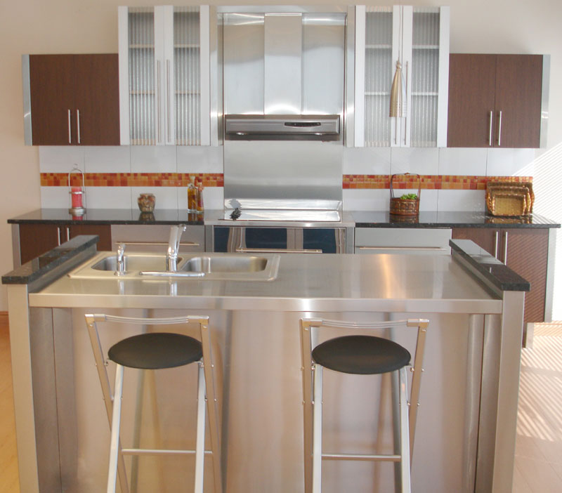 Miami Kitchen Cabinets: KITCHEN CABINETS By MIAMI STAINLESS STEEL KITCHENS, USA