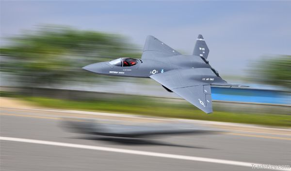 YF 23 (航空機)の画像 p1_5