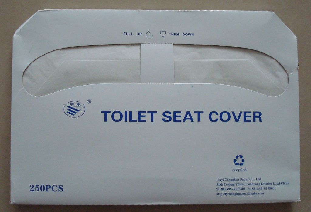 Toilet Seat Cover Paper By Linyi Changhua Paper Co Ltd