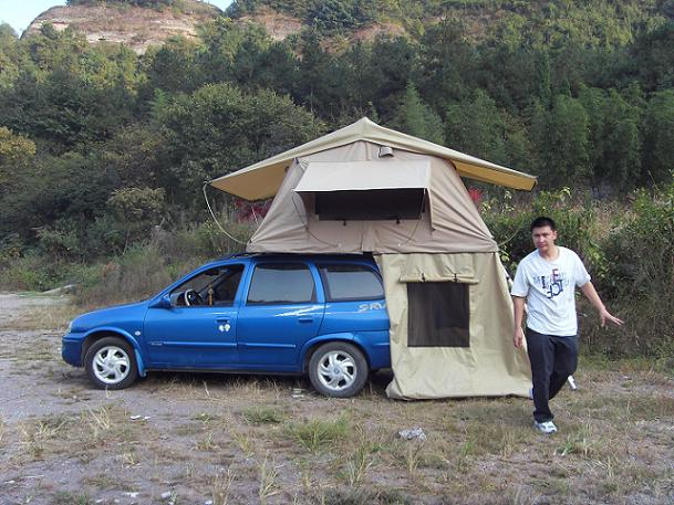 Best Car Top Tent : Car top tent by gs leisure products co ltd china