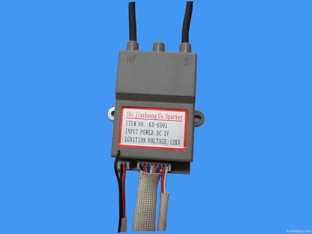 tld车辆检测器接线图