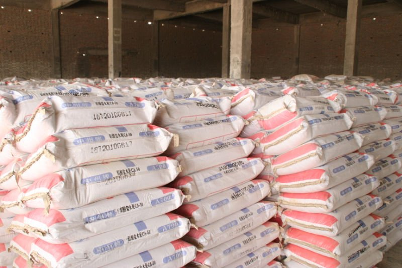 High Alumina Refractory Cement : Refractory high alumina cement by henan tagore
