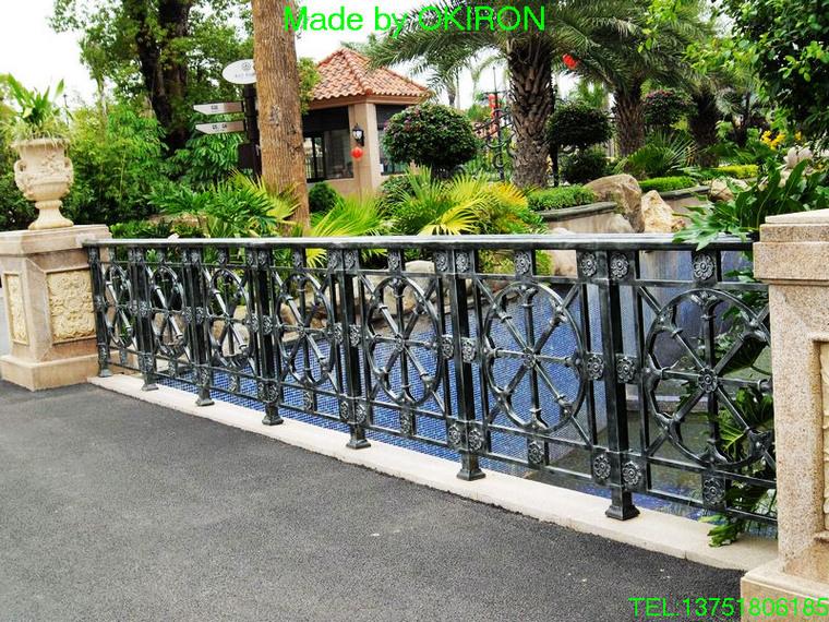 Garden fence g f by longbon metal products co ltd