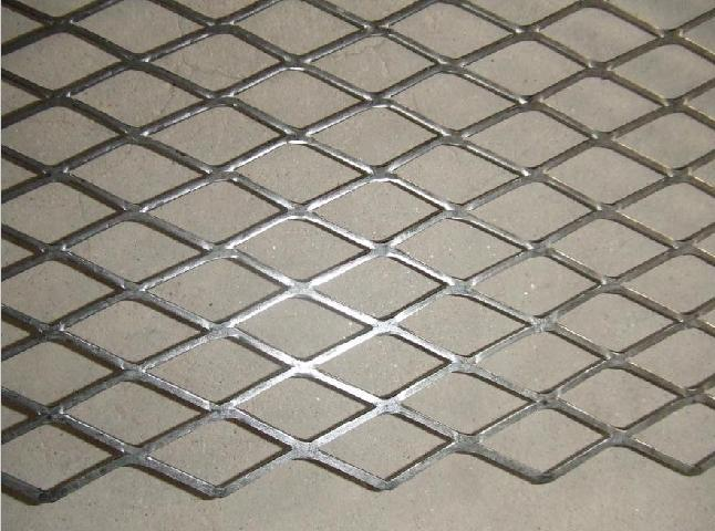 Stainless steel expanded metal mesh by hebei alida
