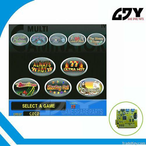 gaminator coolair 2 pcb game board