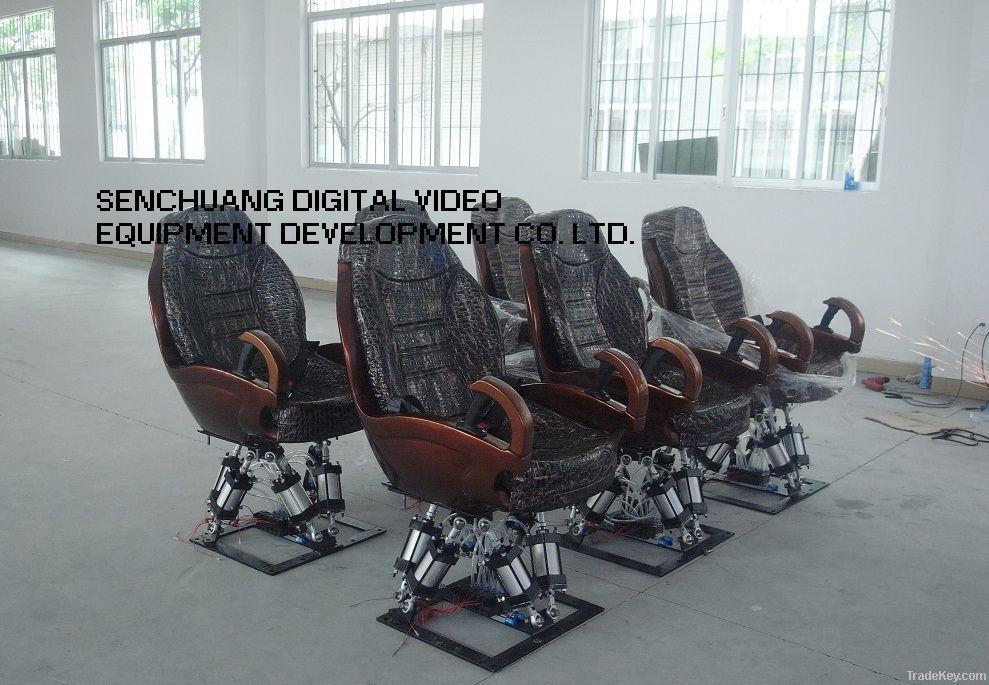5D Cinema with Luxury Seats