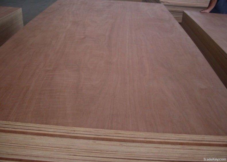 Best sales pencil cedar veneer plywood by shandong huaxin