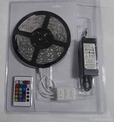 rgb灯具接线图