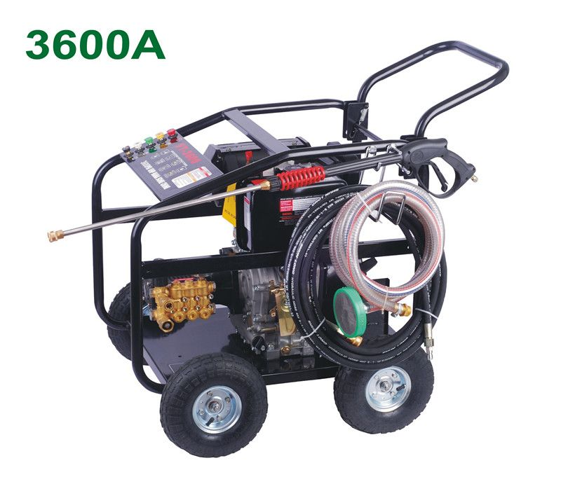 3600a high pressure cleaning washer