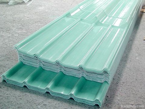 Shed roof material
