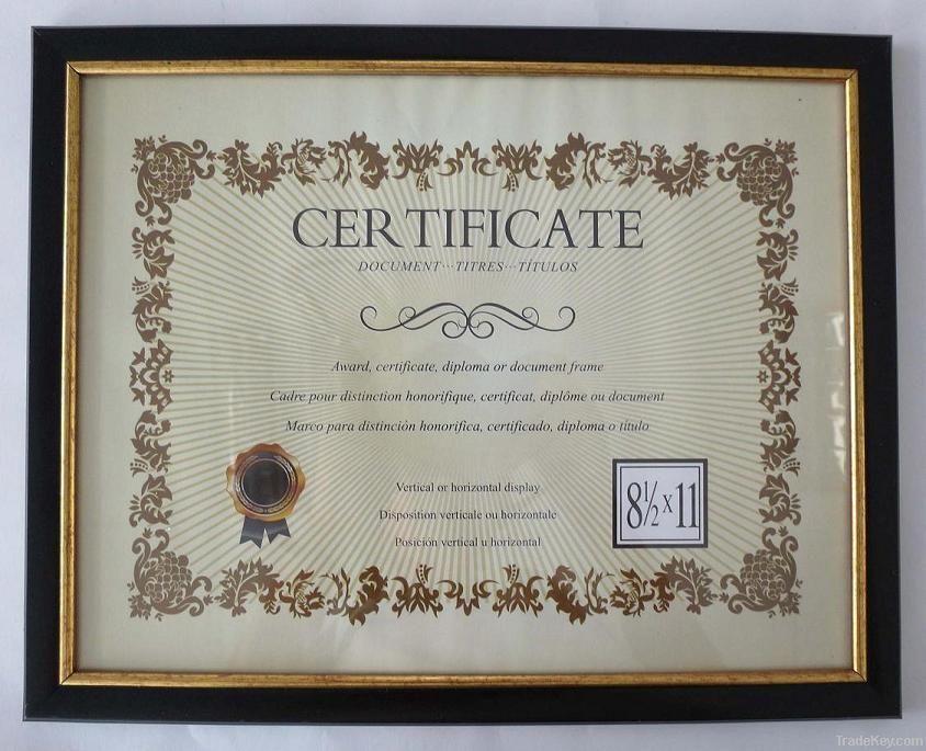 popular glass frames  popular ps certificate