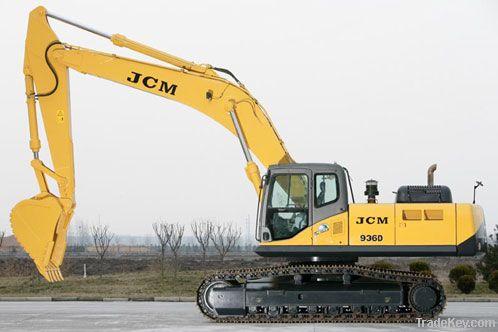 excavator jcm936