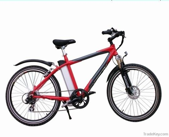 yu tu 自行车安装步骤