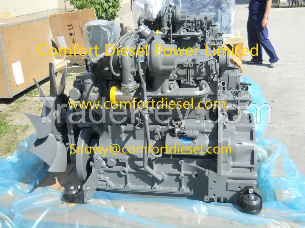 产品 汽车 汽车发动机系统 发动机总成 deutz bf4m1013c diesel