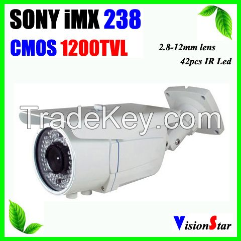 super wdr surveillance video cctv camera sony imx