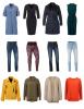 Stock clothing Europea...