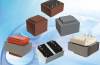 printed circuit transformer encapsulated and unencapsulated