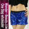 Sell Blue Paillette Pants WL8137C