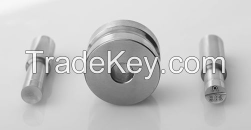 Single punch tablet press machine Hole puncher die TDP-0/1 5 By