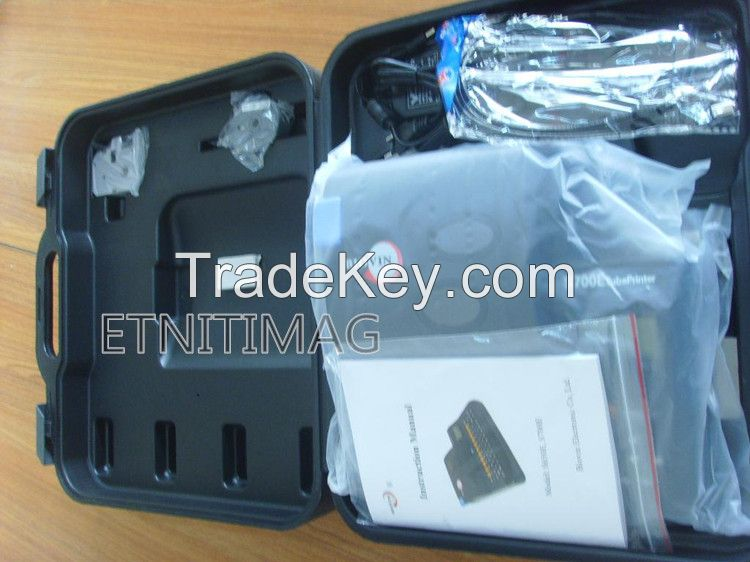 Cable Marker Pvc Tube Printer Electronic Lettering Machine English ...