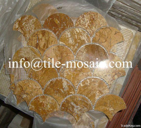 Marble Onyx mosaics Honey Onyx Mozaico Tiles and Mosaic company