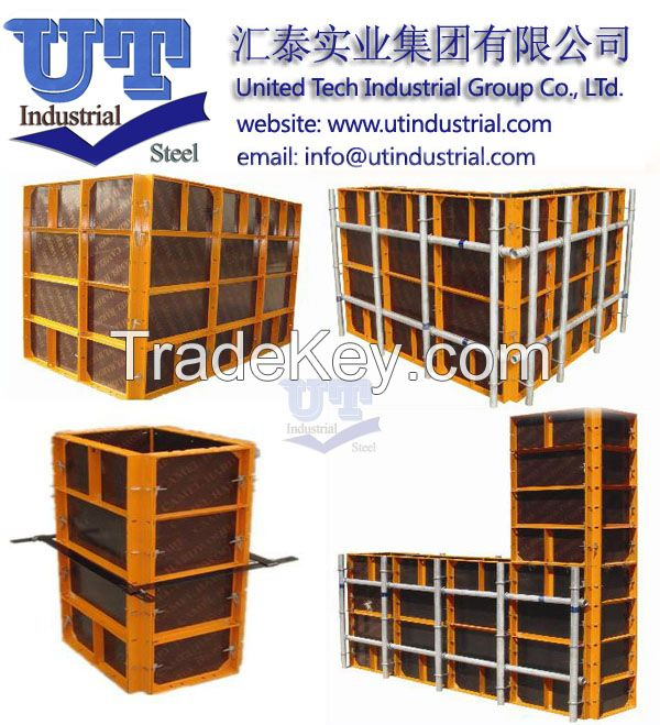 Steel Panel Formwork /Panelized Slab Formwork /Construction Formwork