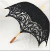Sun Umbrella With Lace...