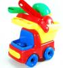 Customized plastic toy...