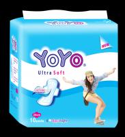 YOYO COMFORT ULTRA SOFT GOOD QUALITY SANITARY NAPKIN MADE IN VIETNAM
