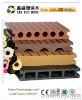 WPC decking / WPC floor / WPC decking floor with high quality