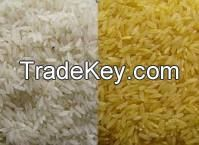 WHITE RICE | PARBOILED RICE...